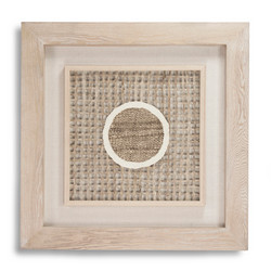 Abstract Paper Framed Art Xiv