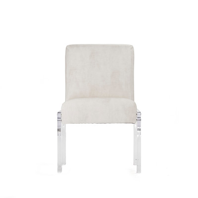 Acrylic Side Chair