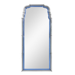 Anne Mirror, Blue