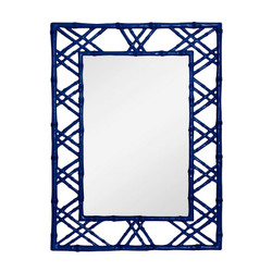 Claire Mirror, Blue