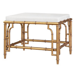 Collette Stool, Gold