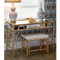 Collette Stool, Gold image 1