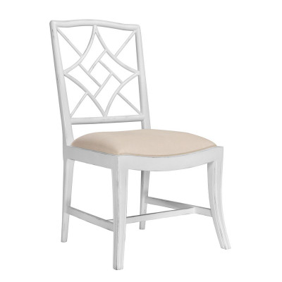 Evelyn Chair, White