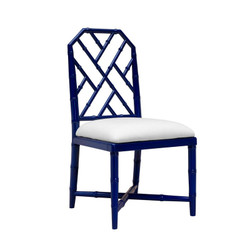 Jardin Chair, Blue