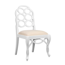 Loop Chair, White