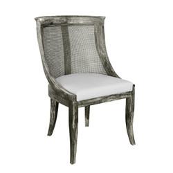 Monaco Armchair, Gray