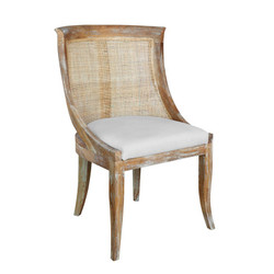 Monaco Armchair, Natural