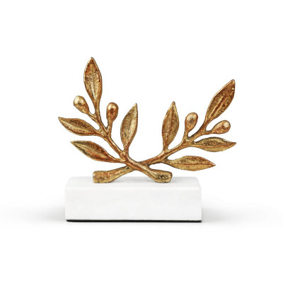 Olive Statue, Gold