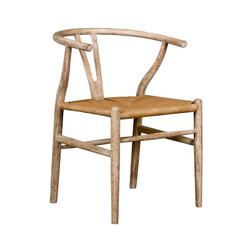 Oslo Arm Chair, Natural