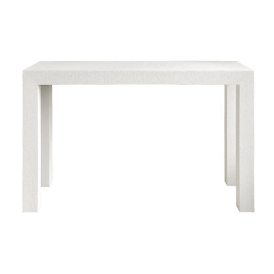 Parsons Console Table, White