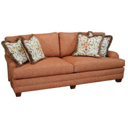 Abigail 2-Cushion Sofa
