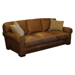 Junaluska 3-Cushion Sofa