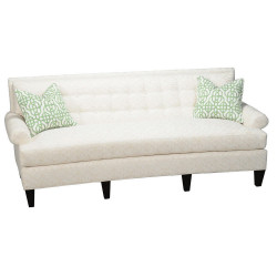 Sausalito Button Back Sofa