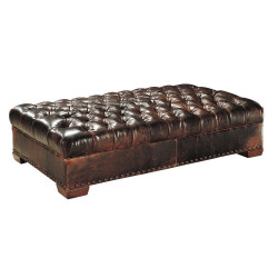 Cloverdale Large Table Ottoman