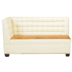 Bova Corner Banquette - Right Arm Facing