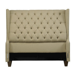 Cassy Tufted Headboard Only (Queen)