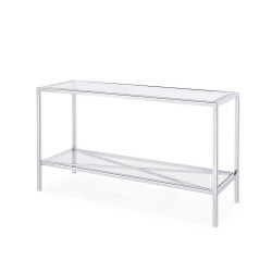 Gardner Console Table - Silver