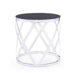 Tribeca Side Table - Charcoal