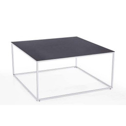 Midtown Cocktail Table - Charcoal