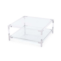 Havenhurst II Cocktail Table - Silver