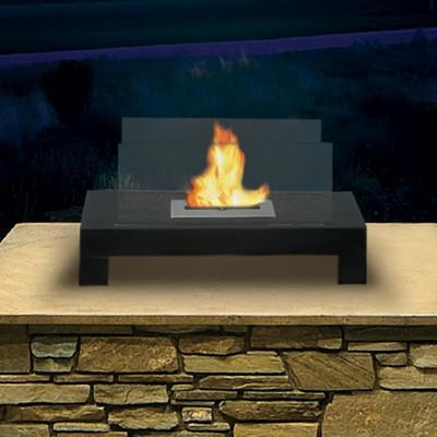 Anywhere Fireplace Gramercy Fireplace- Black