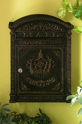 Ecco Victorian Style Mailbox
