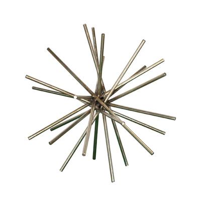 Urchin Silver Leafed Iron Asterisk