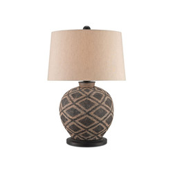 Afrikan Table Lamp