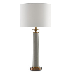 Rhyme Table Lamp - Gray
