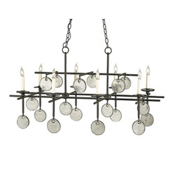 Sethos Rectangular Chandelier