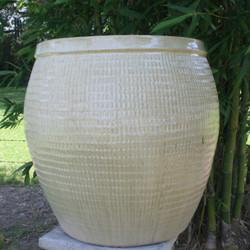 Anamese Elephant Large Pot