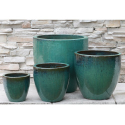 Anamese Egg Planter Set