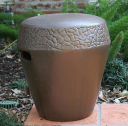 Anamese Rock Rimmed Stools