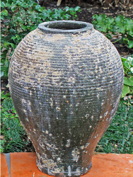 Anamese Egg Jar - Aegean