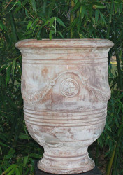 Anamese French Planter - Antique Terra Cotta