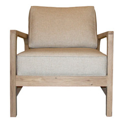 Alexandra Chair Oak Frame
