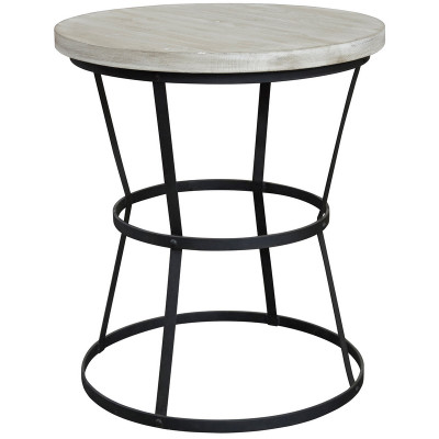 Brookfield Side Table - Rl Top - Small
