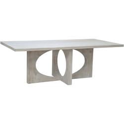 Buttercup Dining Table - 84.5""
