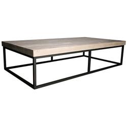 Marin Coffee Table - Large Rl Top