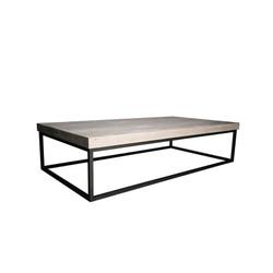 Marin Coffee Table - Small Rl Top