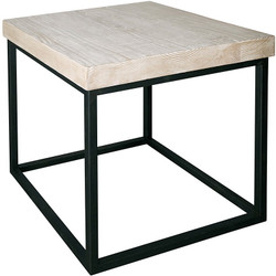 Marin Side Table - Rl Top