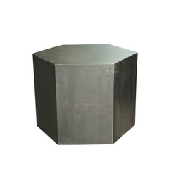 """Panal Side Table - 18"""" High"""