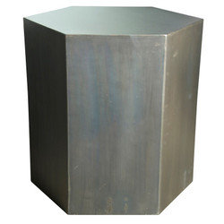"""Panal Side Table - 24"""" High"""