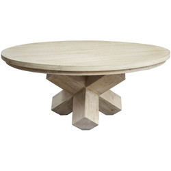 Panzer Dining Table - 60""