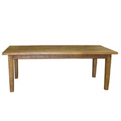 Reclaimed Lumber Farm Dining Table - 84""