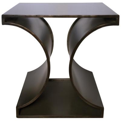 Alec Side Table - Metal