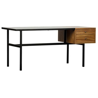 Algeron Desk w/ Metal