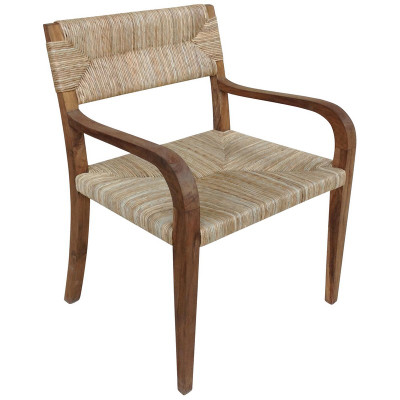 Bowie Arm Chair - Teak