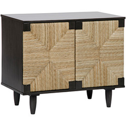 Brook 2 Door Sideboard - Pale
