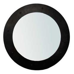 Clay Mirror - Large - Metal